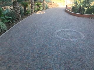 Création d'accès en pavés - Exo Jardins