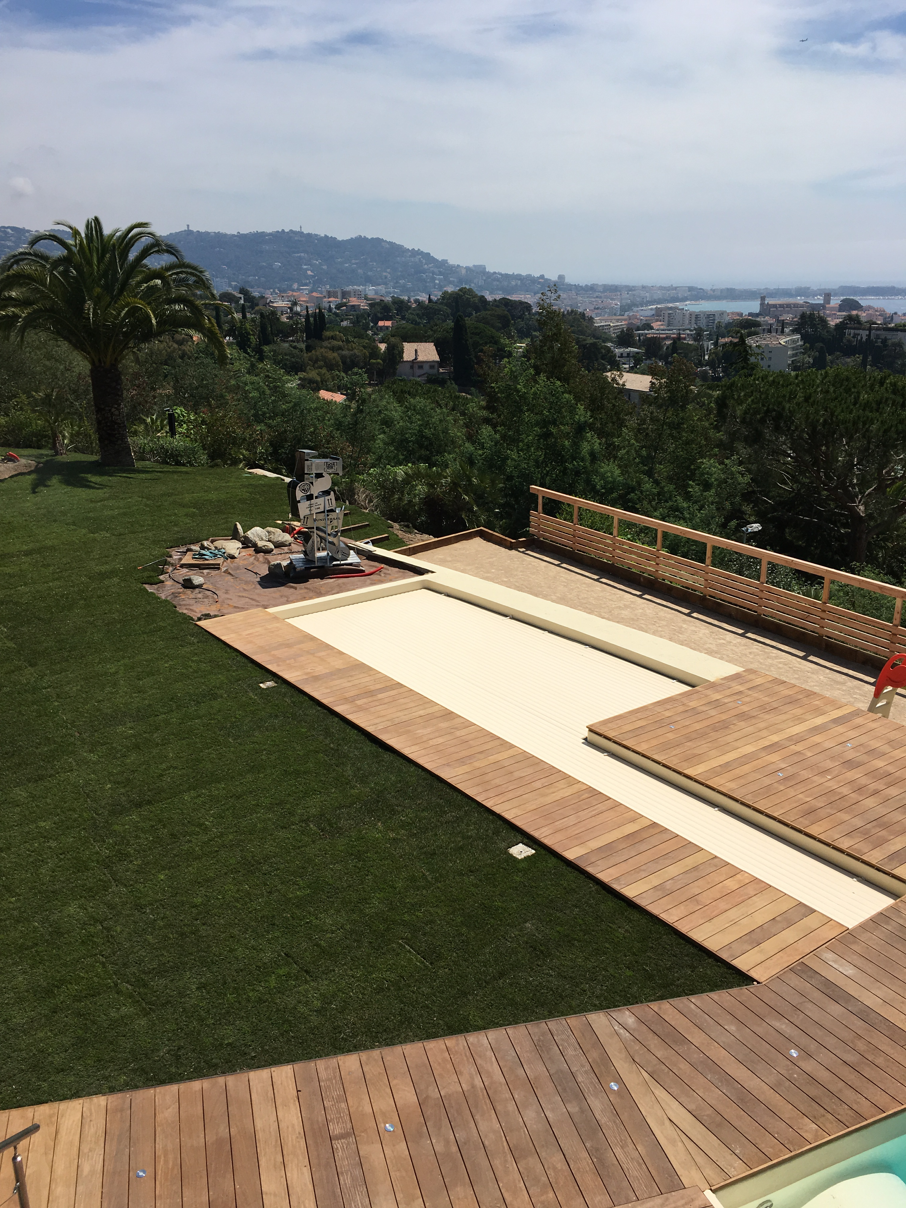am nagement de terrasse jardini re cannes 06 st rapha l. Black Bedroom Furniture Sets. Home Design Ideas