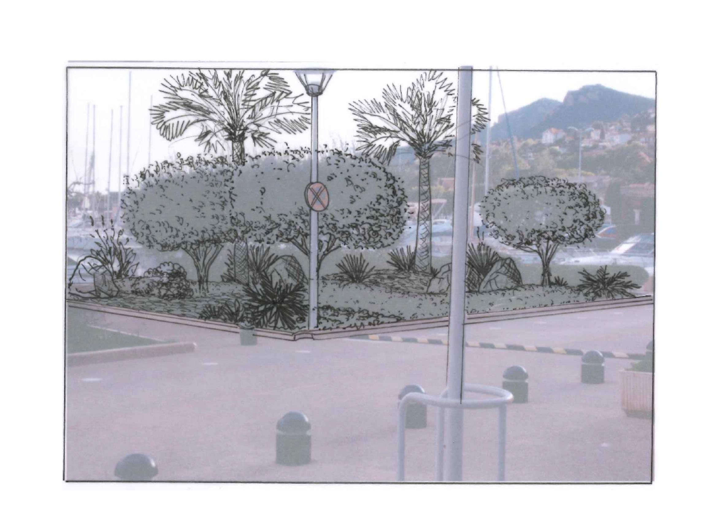 Etude paysag re entretien jardin espaces verts cannes for Entretien jardin 93